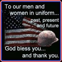 thank a vet